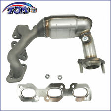 FRONT EXHAUST MANIFOLD W/ CATALYTIC CONVERTER FOR ESCAPE TRIBUTE MARINER 3.0L V6