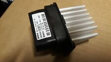 BMW E85 E86 Z4 HEATER RESISTOR HEDGEHOG GENUINE NEW