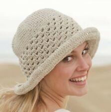 CROCHET PATTERN FOR SUMMER HAT  (HS5)