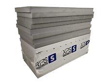 1,5m ² 120 MM Dämmplatte-n Tissu Plancher Toit sous-Sol XPS 300 Kpa Wlg 034 Sol