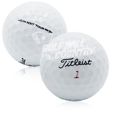 72 Titleist NXT Tour AAA (3A) Used Golf Balls - FREE Shipping