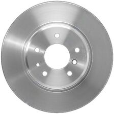 Disc Brake Rotor-Premium Brake Rotor Rear Bendix PRT5592