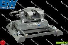 B&W Companion OEM Slider 5th Wheel Hitch For GM Puck System