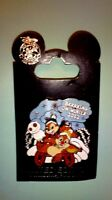 Disney pin BRRRRING On Winter 2012 - Chip 'n Dale Limited Edition 1000