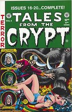 EC Annuals: Tales From The Crypt, Vol. 4