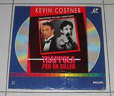 Laser Disc TRAPPOLA PER UN KILLER Kevin Costner PERFETTO ITA LD Laserdisc