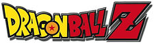 """7"""" DRAGONBALL Z LOGO ANIME WALL SAFE STICKER CHARACTER BORDER CUT OUT"""