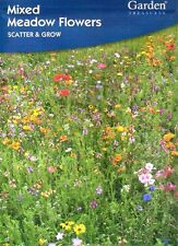 Meadow Flowers 550 Seeds/Scatter & Grow/Attract butterfly & Bee/Field/ Wild 2020
