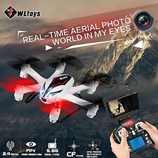 WLTOYS Q282G 5.8G FPV Mini Drone 2MP Quadcopter Helicopter Hexacopter SDCard RC