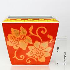 Rosenthal Shanghai Express Vase 18cm Neu OVP