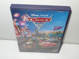cars 2 - disney - pixar - dvd
