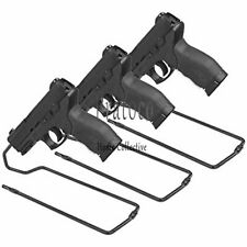 Boomstick Gun Accessories Stand Style Vinyl Coated Metal Handgun Pistol Rack (Pa