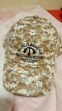 World famous Gold and Silver Pawn shop baseball hat camouflage, one size