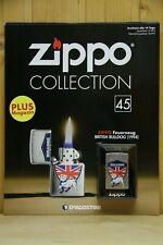 Zippo De Agostini British Bulldog Nr.45