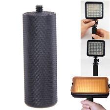 1/4'' Metal Handle Hand Grip Camera SLR DSLR Stabilizer for Canon LED Flashlite