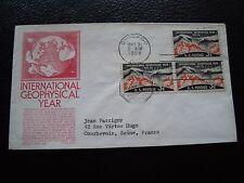 ETATS-UNIS - enveloppe 31/5/1958 (L1) united states