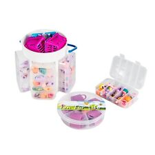 Shopkins Compatible Organizer Fit Up Approx 200 Characters Bags + Baskets + Gift
