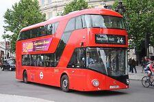 New bus for London - Borismaster LT9 6x4 Quality Bus Photo