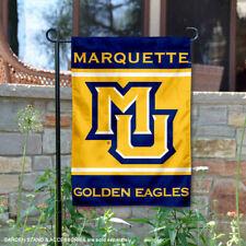 Marquette University Garden Flag and Yard Banner