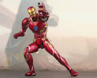 S.H. Figuarts SHF Avengers 3 Infinity War Iron Man Mk50 Action Figure Toys