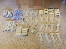 Pre Owned Lot #2 Thomas Train Plastic Track Pieces. Approx. 111 See Photos. Bbb