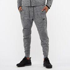 Nike Tech De Punto Para hombres Tejido Pantalón-Talla M - 832180 091-Pantalones Jogger