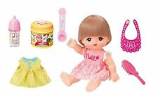 Mel-chan doll set meals and care set (doll with set) F/S w/Tracking# Japan New