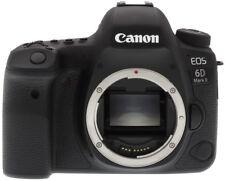 """Canon EOS 6D Mark II Body 26.2mp 3"""" Brand New"""