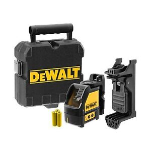 Dewalt DW088K Self Levelling Red Cross Line Laser Kit