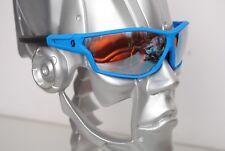 Occhiali SCOTT Mod.LEAP FULL Blue Matt Lens Blue/GLASSES SCOTT LEAP FULL BLUE LE