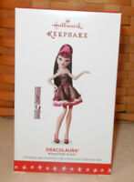 Hallmark 2016 Keepsake Ornament Draculaura Monster High