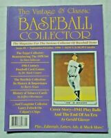 #8 Sept/Oct 1996 The Vintage & Classic Baseball Collector Magazine (VCBC)