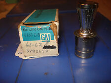 Cigarette Lighter w/Knob, NOS GM 3782619.  61-64 Chevy, 61-62 Corvette