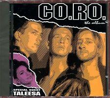 CO.RO. WITH TALEESA - THE ALBUM - FRENCH CD ALBUM NEUF ET SOUS CELLO