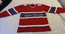 Shania Twain Hockey Style Jersey - Large