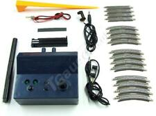 T Gauge 1:450 Scale Track Loop and PWM Power Box Set w/132.5mm Curved Track