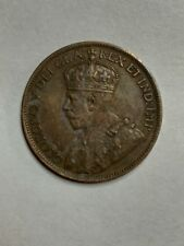 1918 Canada Large One Cent  Uncirculated
