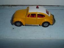 "CORGI WHIZZWHEELS VOLKSWAGEN 1200 ""ADAC"" MISSING ITS TRANSFERS USED WITH CHIPPED"