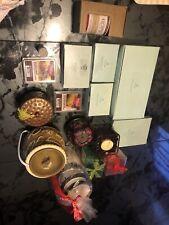 Partylite Votive And Tea Light Candle Lot Wax Melts