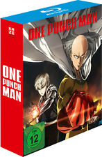 One Punch Man - Vol.1 + Sammelschuber - Blu-Ray - NEU