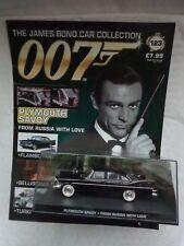 James Bond 007 Coche Colección-PLYMOUTH SAVOY-Desde Rusia Con Amor Edición 123