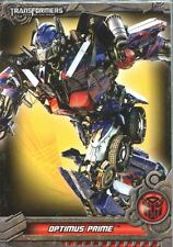 Transformers Optimum Collection Complete 72 Card Base Set