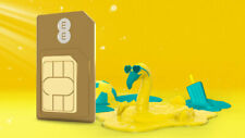 £30 EE Sim Card Pack bundle Pay As You Go Trio cut Standard/Micro/Nano ONLY 99p