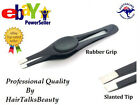 Professional Eyebrow Tweezers Slanted Stainless Steel Hair Plucker Puller Tool