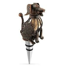 Epic Products Cork Cage Corky The Dog Wine Bottle Stopper, 5.25-Inch NEW