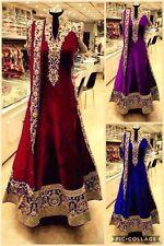 pakistani Indian Bollywood Designer Salwar Kameez anarkali suit dress