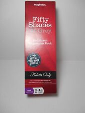 Fifty Shades of Grey Expansion Pack Card Game (Red Room Edition) Sealed Cards