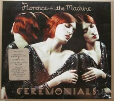 Florence + the Machine Ceremonials 2 x CD Australasia Enhanced Deluxe Edition