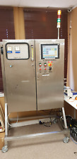 Stainless Steel Rittal Control Panel With Rslogix 5000 Plc Amp Others For Training