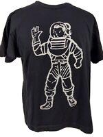 Billionaire Boys Club BBC Astronaut Reflective Print Black T-Shirt Men's Size XL
